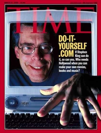 Time magazine 2000