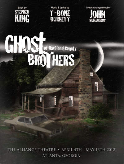 Ghost Brothers Poster for review