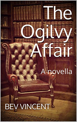 The Ogilvy Affair cover